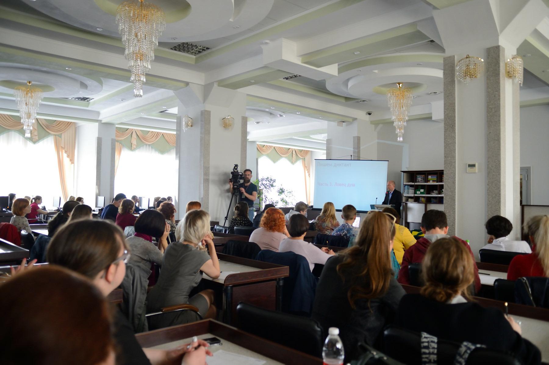 В Адыгее участие в «Тотальном диктанте» приняли более 300 человек