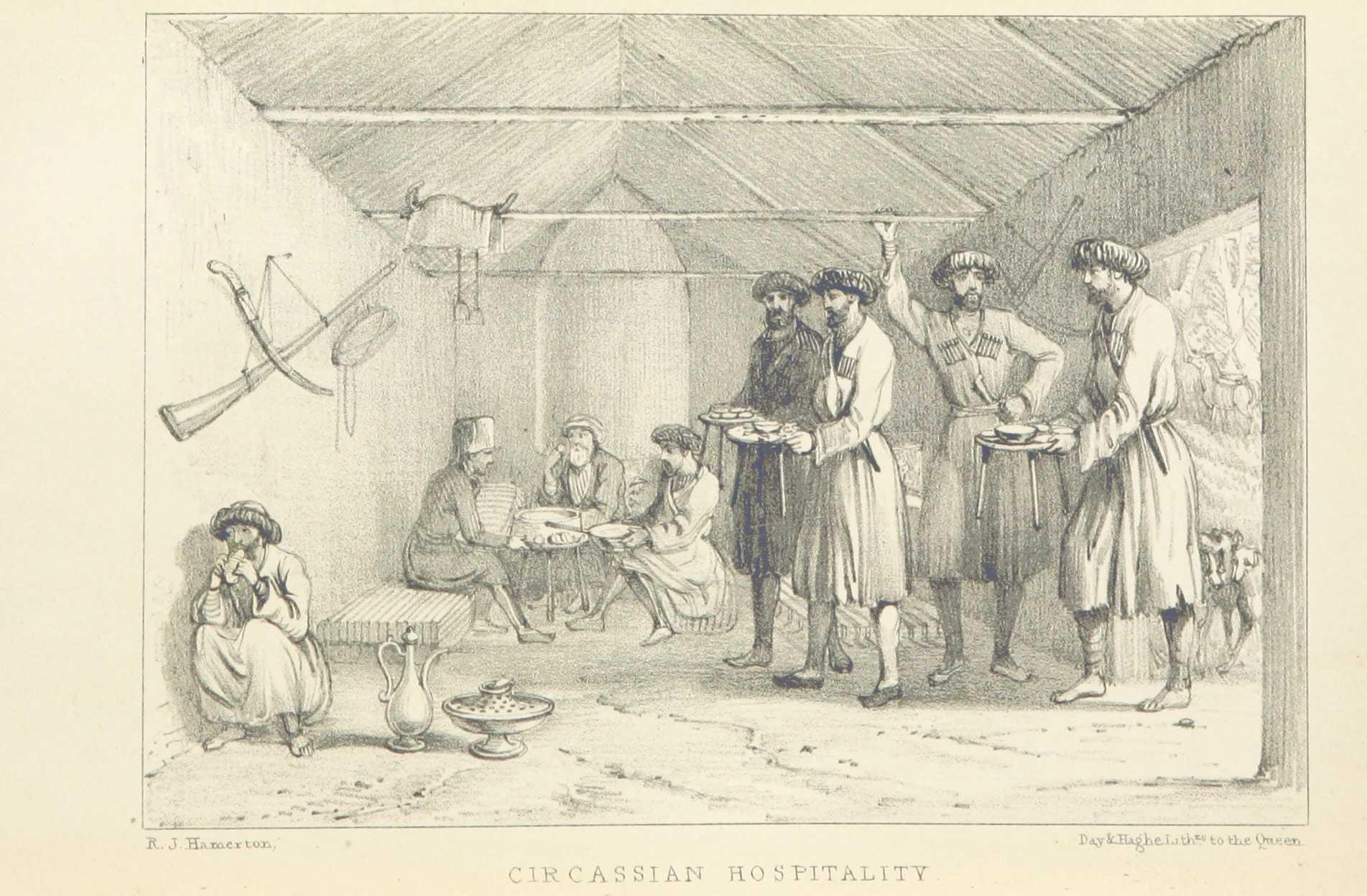 Черкессы: Проблематика происхождения черкессов