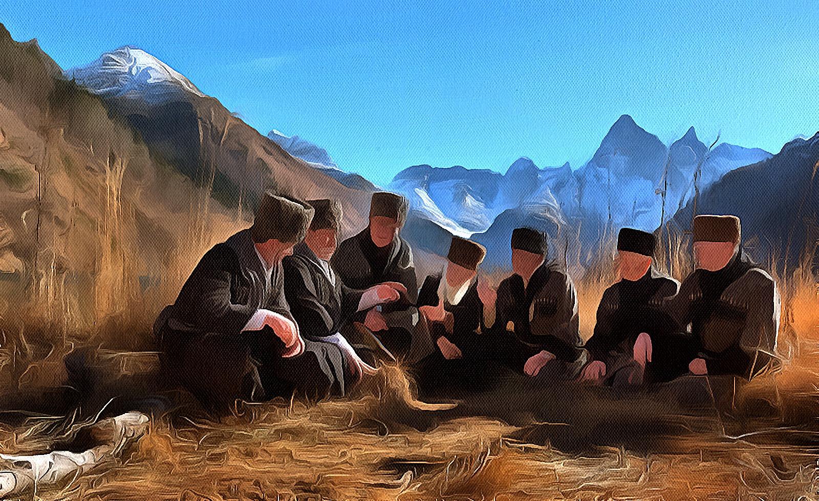 О раннеисламской истории черкессов