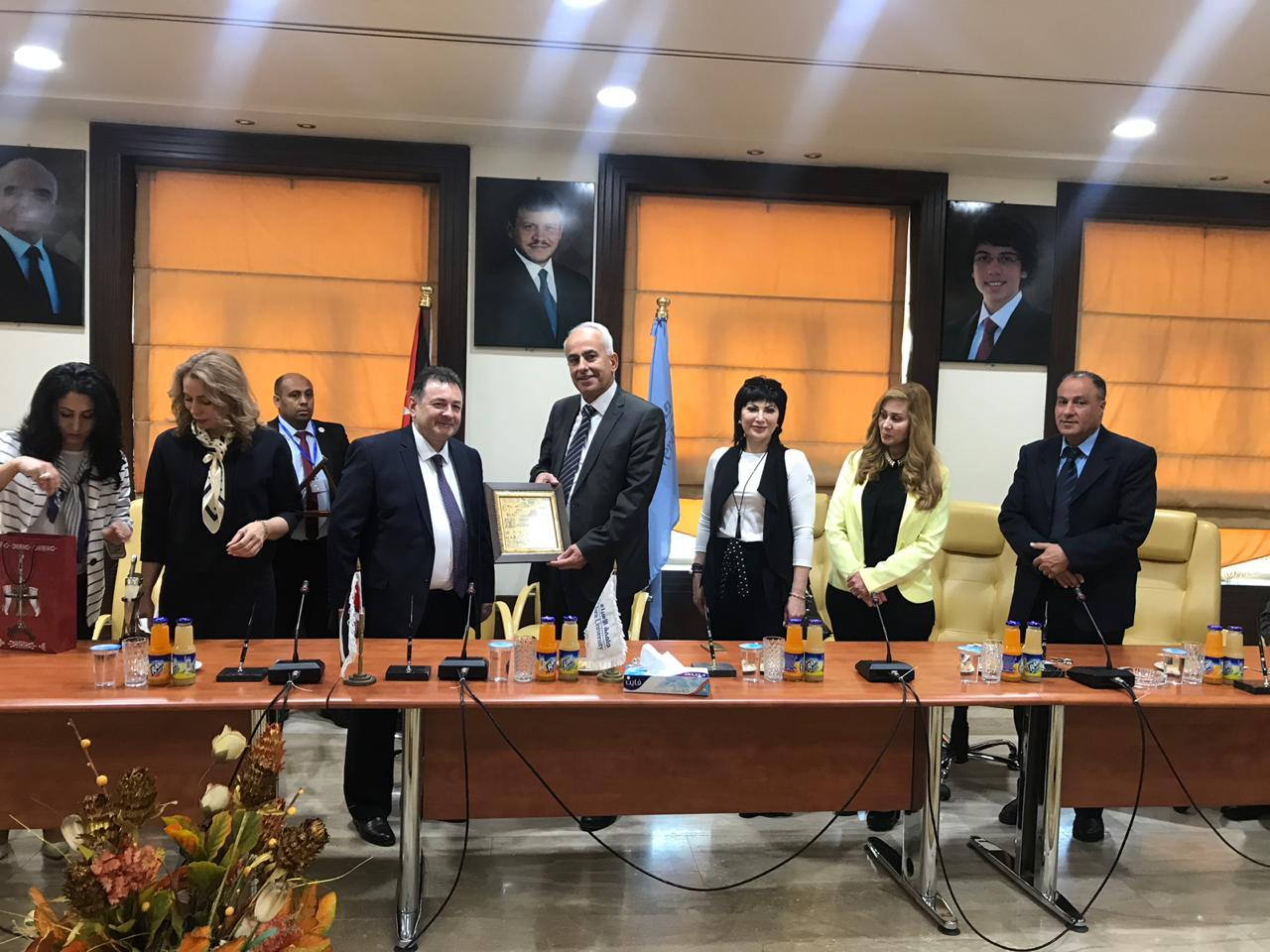 Адыгейский госуниверситет начал сотрудничество с иорданским вузом Аль-Исра