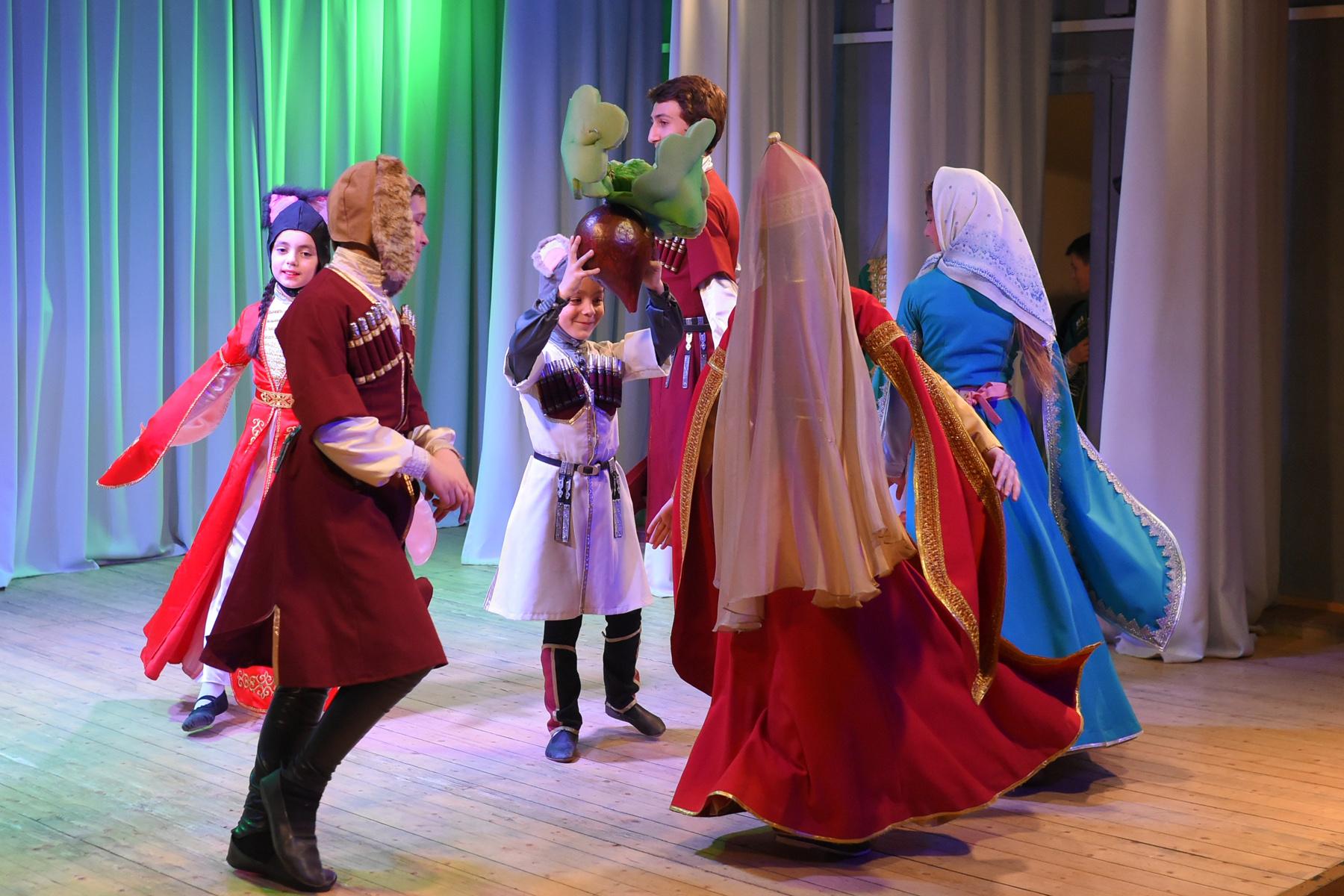 В Адыгее пройдет фестиваль детских любительских театров
