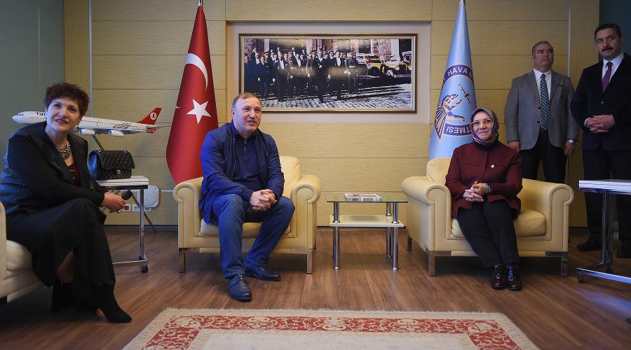 Делегация Адыгеи прибыла с деловым визитом в Турцию