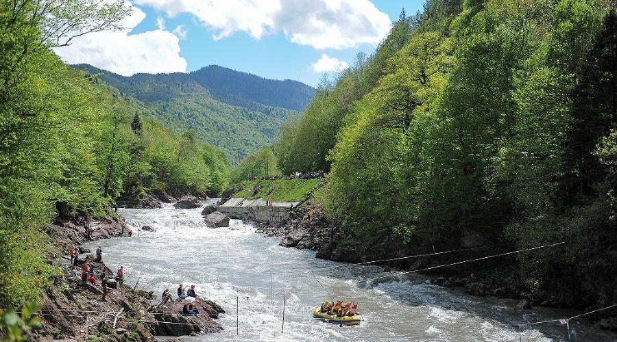 В горах Адыгеи устроят спортивно-туристские игры «Интерралли Белая»