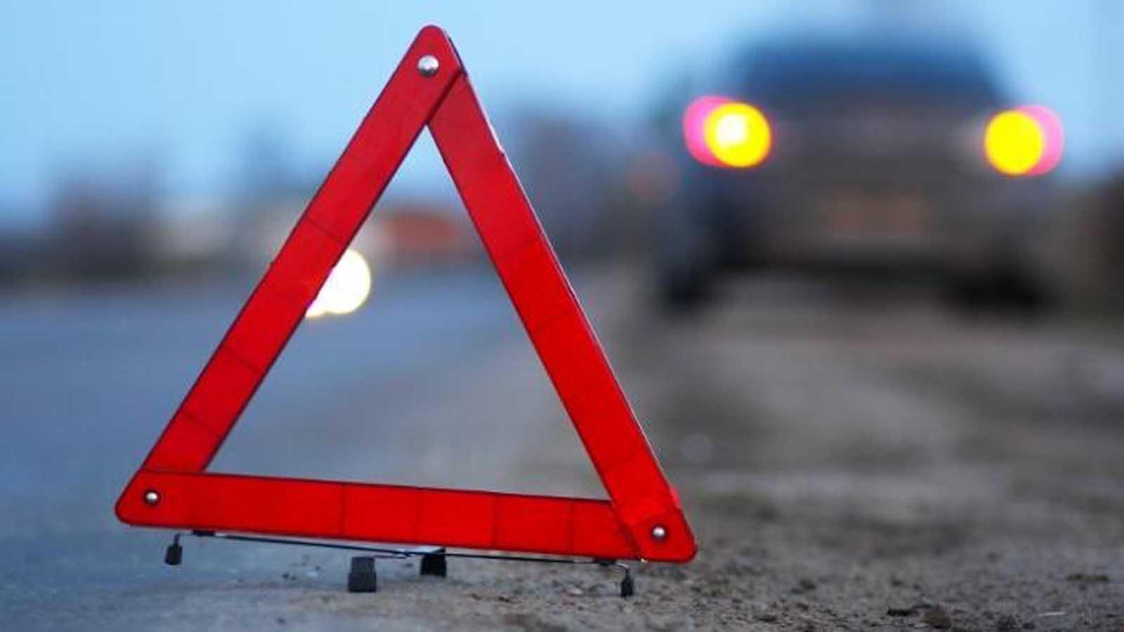 В Адыгее в ДТП пострадали два человека