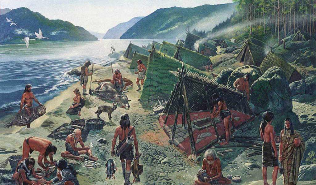 Северо-Западный Кавказ в эпоху камня