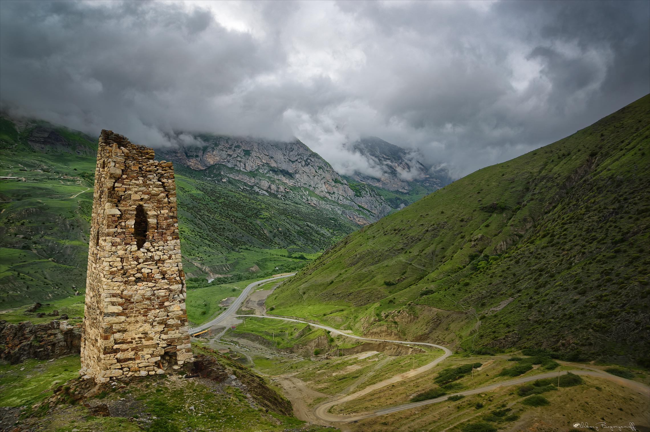 Чем привлекал Кавказ иноземцев?