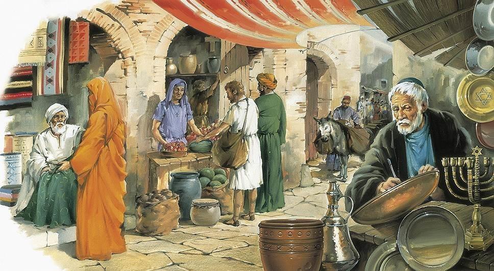 Ремесленники Кавказа активно торговали с жителями Дальнего Востока