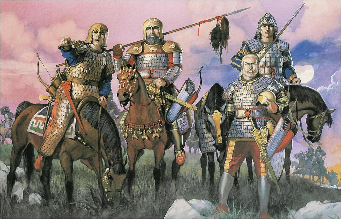 Меоты, синды, горские племена Черноморского побережья