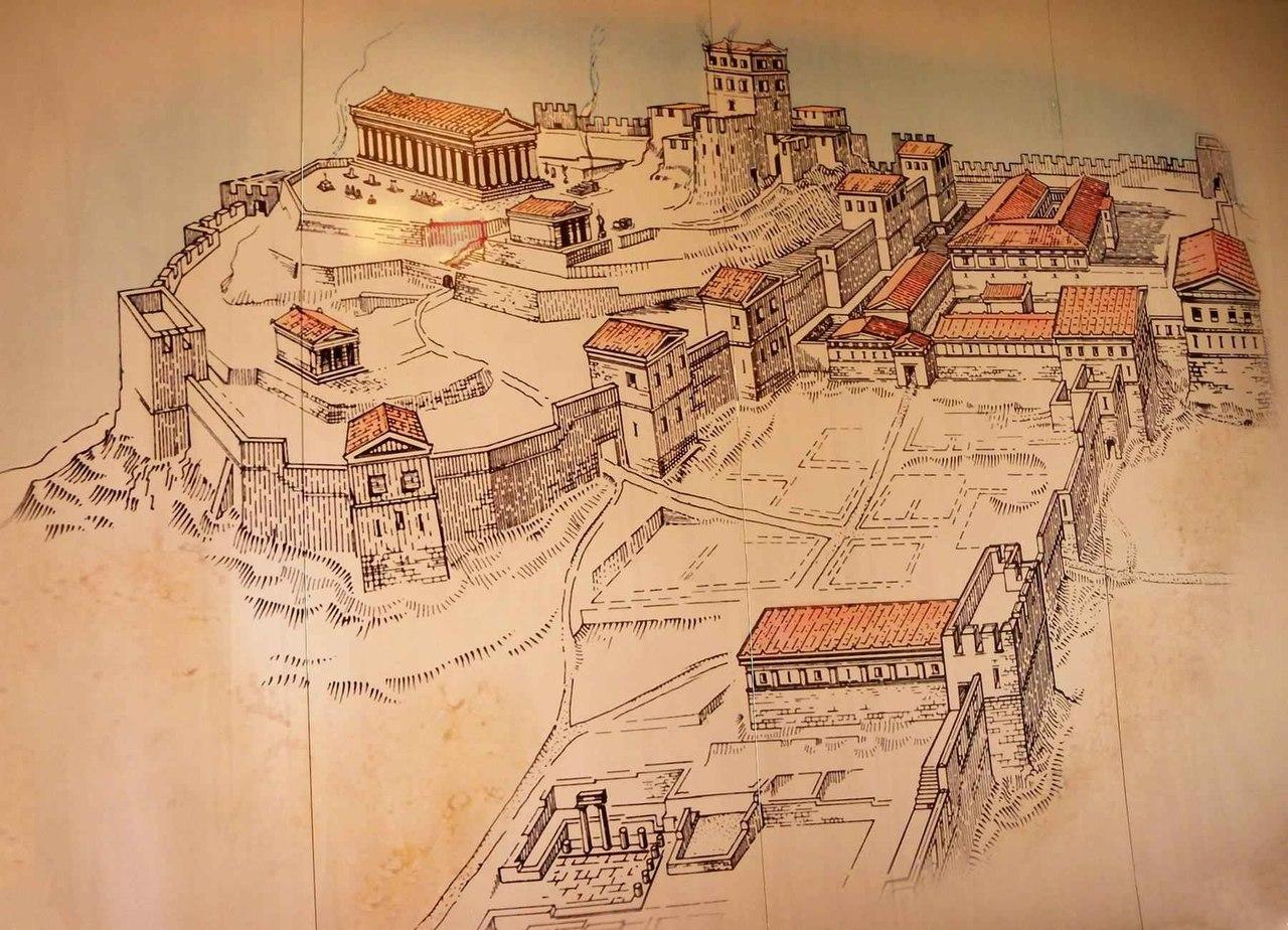 Греческая колонизация. Боспорское царство