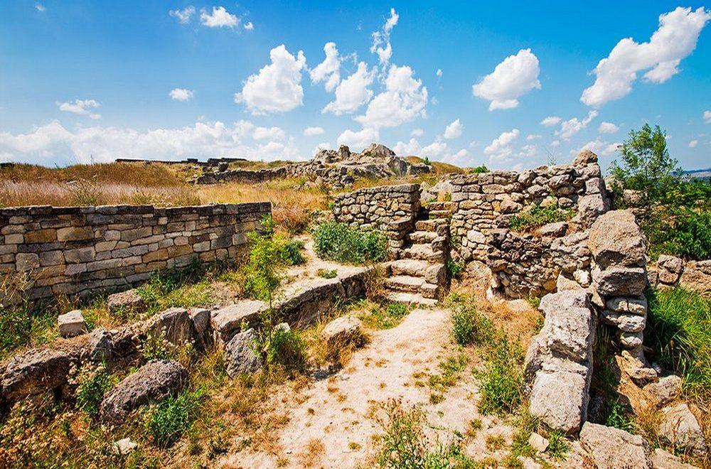 Тайны древнего Боспорского государства