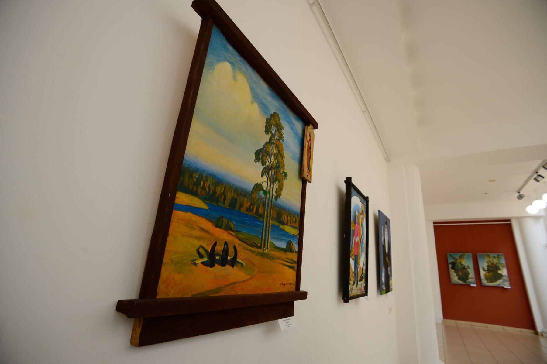 В Адыгее отрылась выставка религиозного искусства
