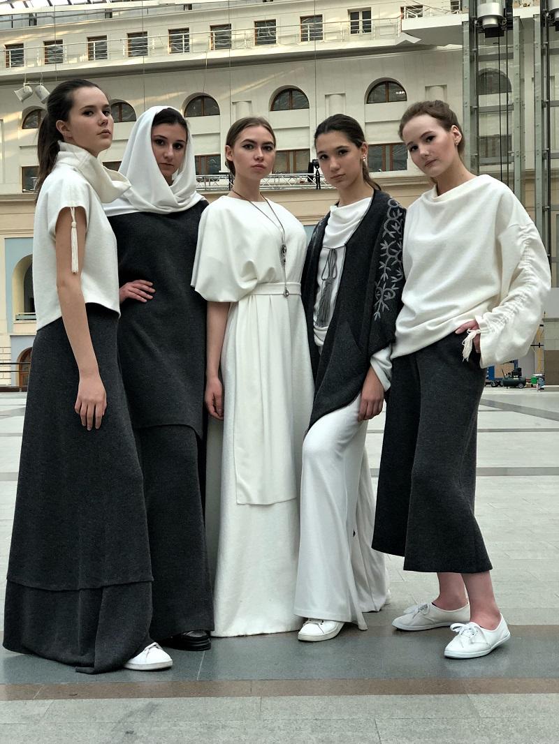 Студентки из Адыгеи стали лауреатами Международного конкурса модельеров и дизайнеров