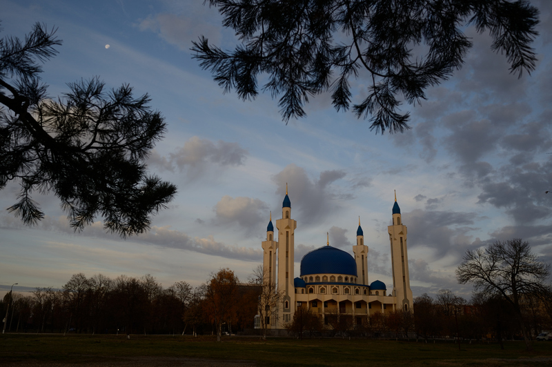 Мусульмане Адыгеи празднуют наступление священного месяца Рамадан