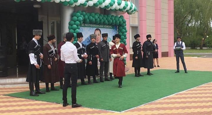 В Адыгее прошел конкурс имени экс-президента республики Хазрета Совмена