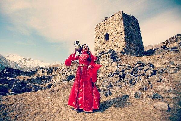 На Кавказе были женщины: воительници, целительници, наставници