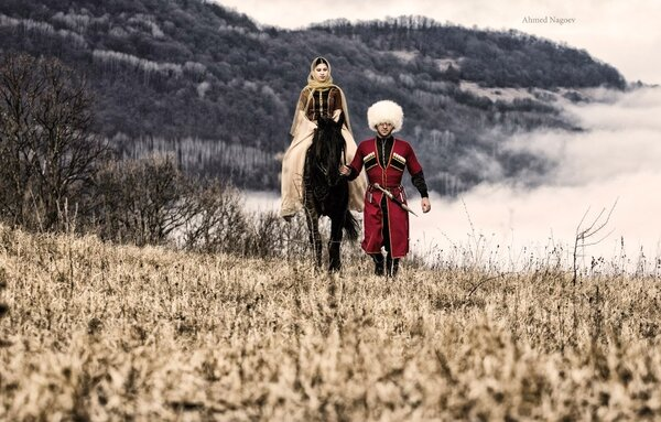 Был ли матриархат на Кавказе (у адыгов)?