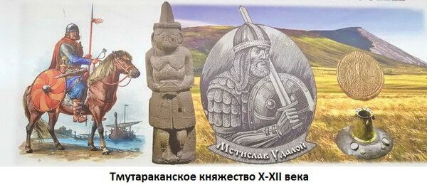 Первые контакты адыгов с Русью