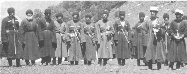 Кто такие бжедуги-хамышеевцы? | Живой Кавказ - Интернет журнал | Яндекс Дзен
