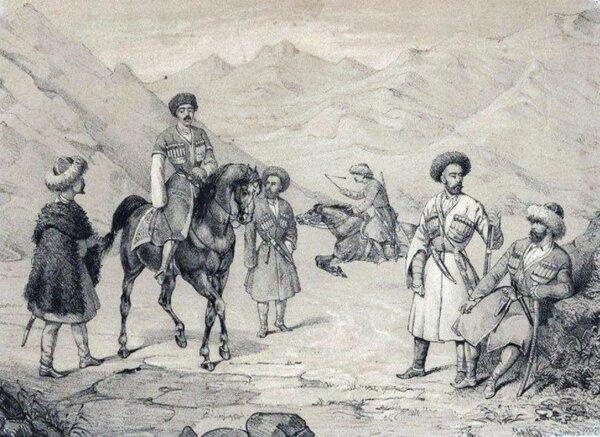 Влияние черкесов на Дагестан | Живой Кавказ - Интернет журнал | Яндекс Дзен