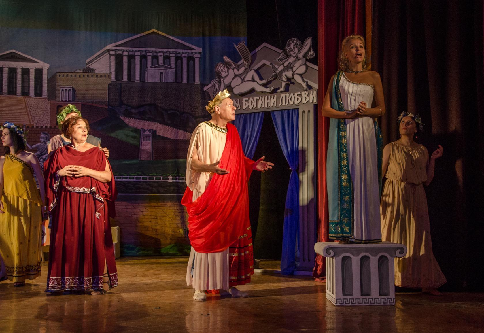Камерный музыкальный театр Адыгеи примет участие в международном фестивале античного искусства