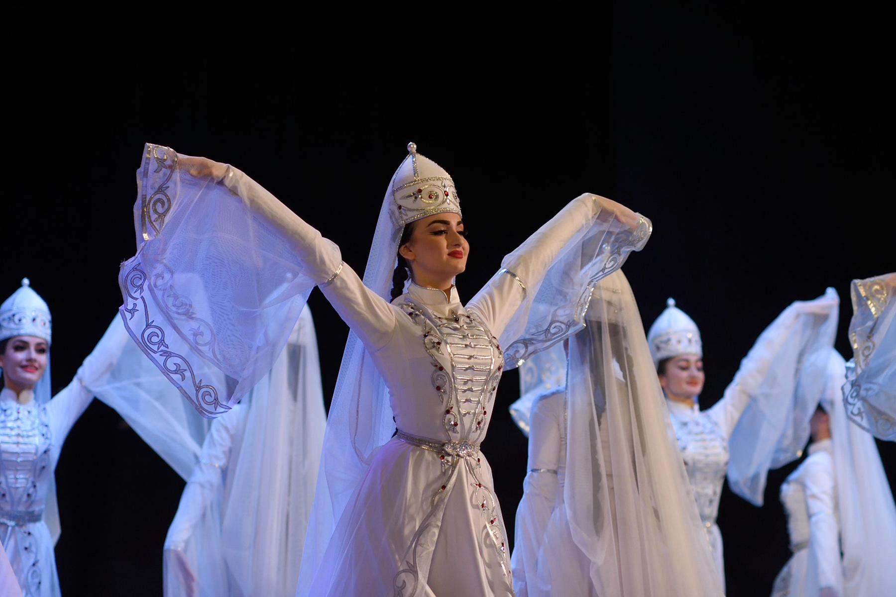 В Адыгее пройдет фестиваль-конкурс «Черкешенка»