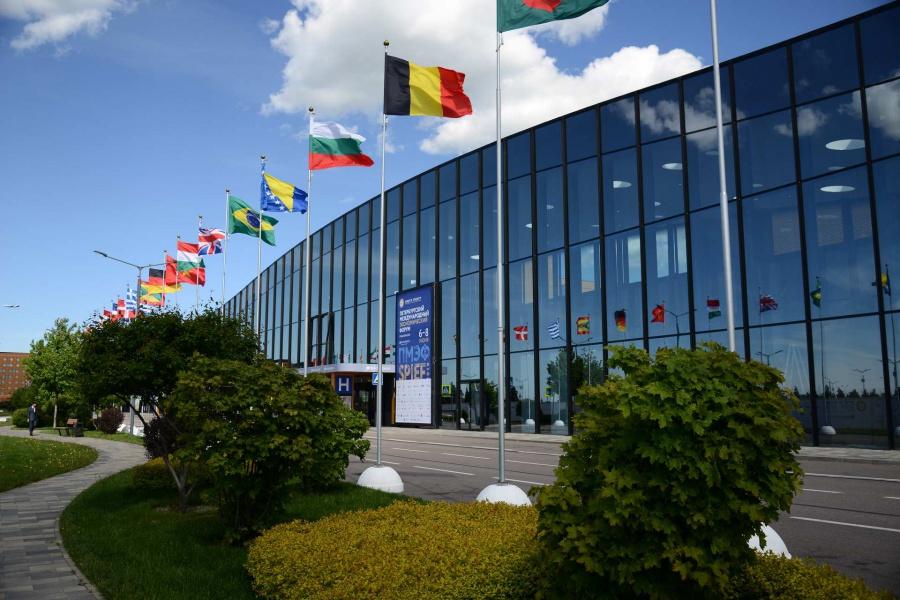 Глава Адыгеи принимает участие в Петербургском международном экономическом форуме