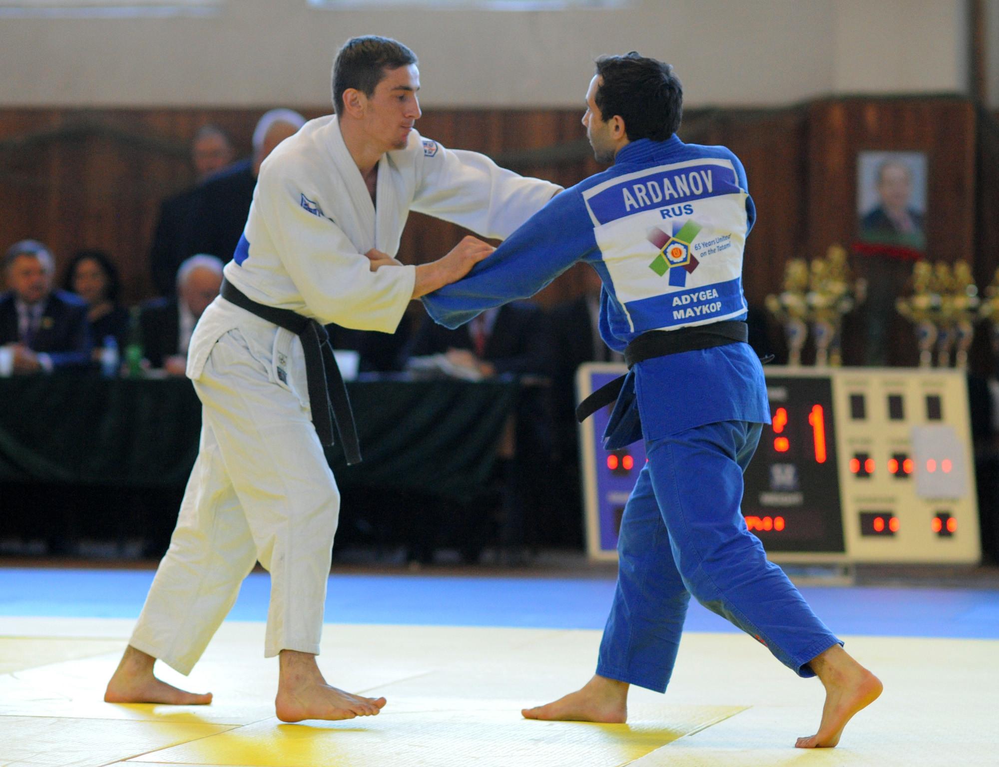 В Адыгее завершились всероссийские соревнования по дзюдо памяти Якуба Коблева