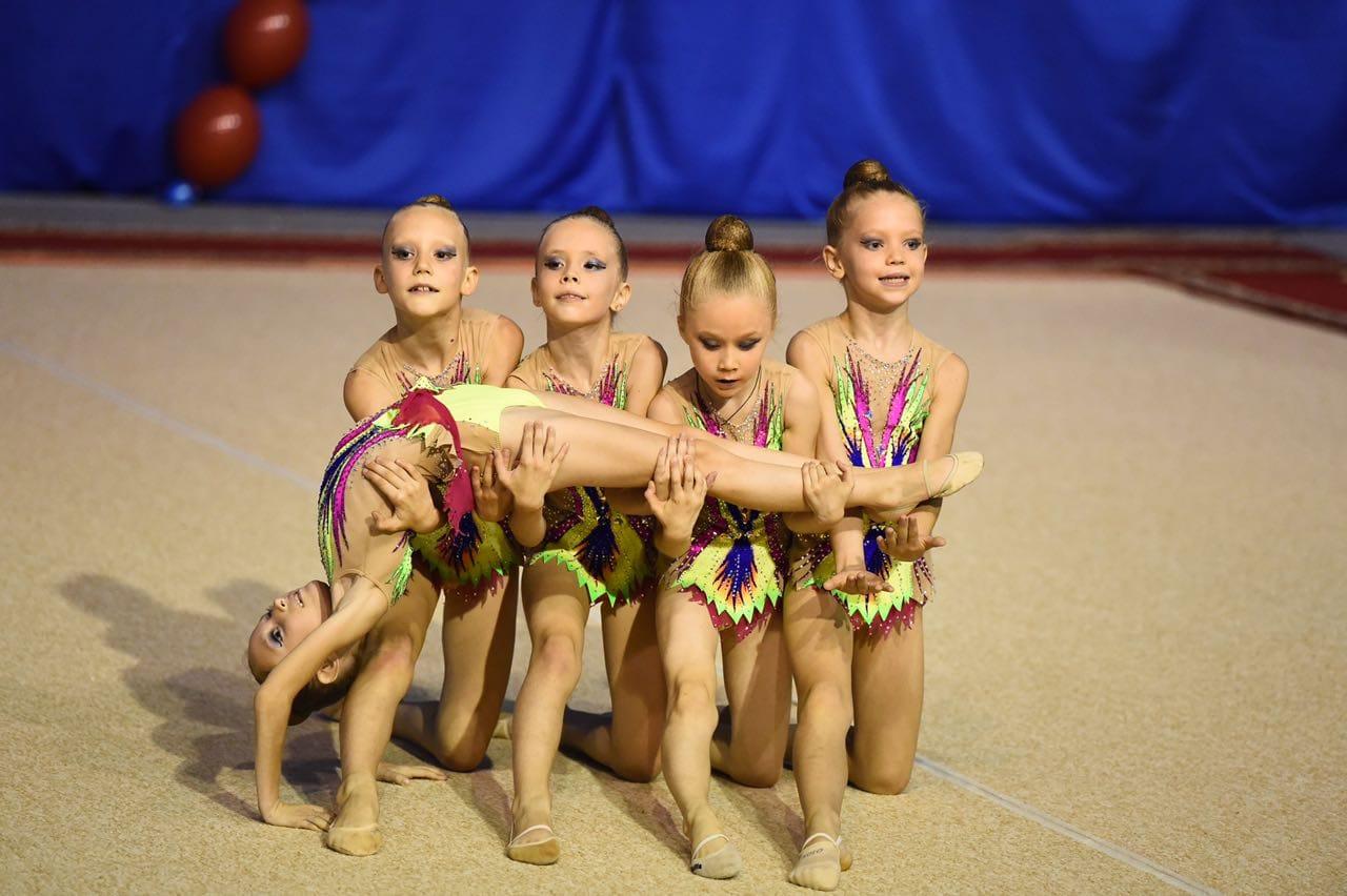В Адыгее завершилось первенство Майкопа по художественной гимнастике