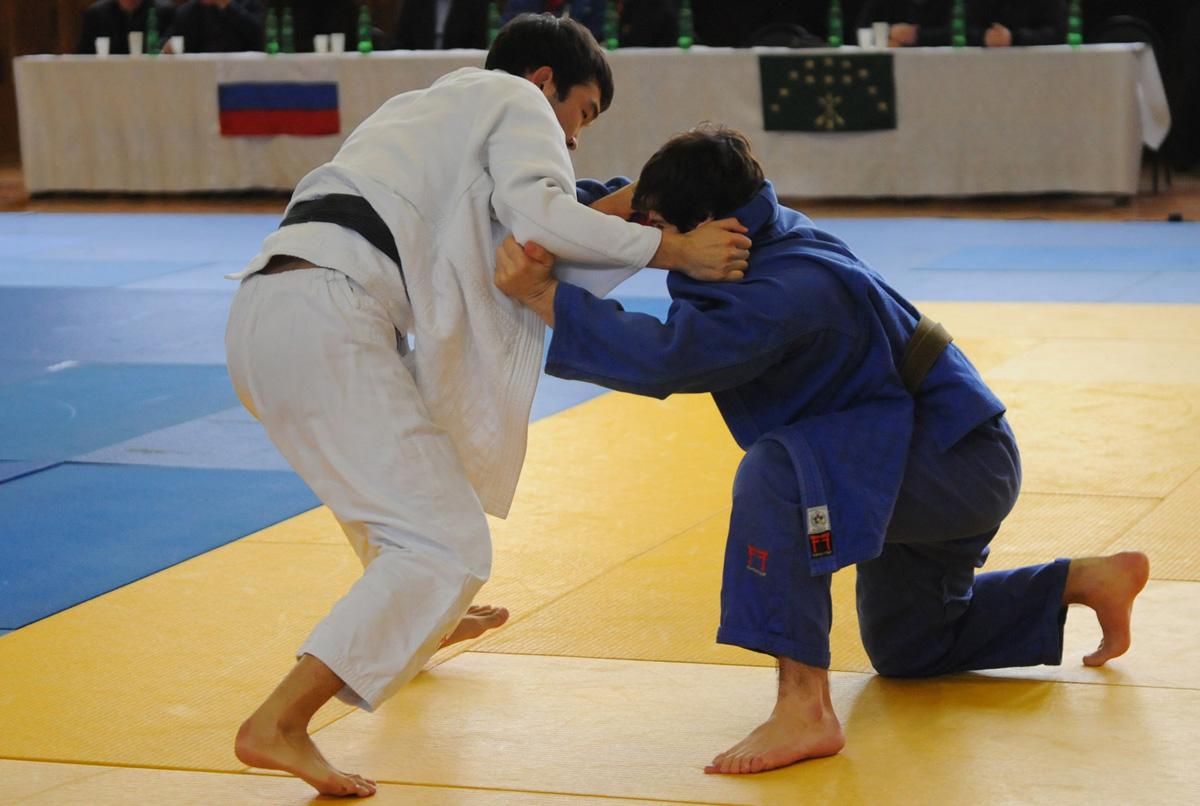 В Адыгее пройдут всероссийские соревнования по дзюдо памяти Якуба Коблева