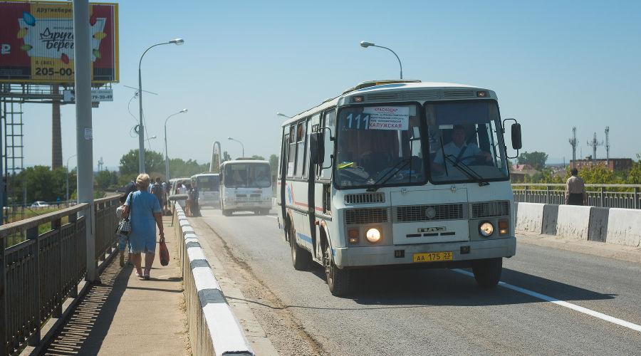 Из-за закрытия Яблоновского моста для автобусов нагрузка на дороги Адыгеи увеличится