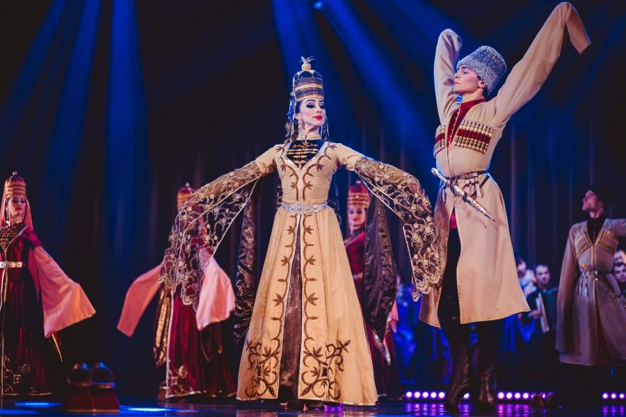 Ансамбль «Исламей» примет участие в фестивале черкесской культуры в Израиле