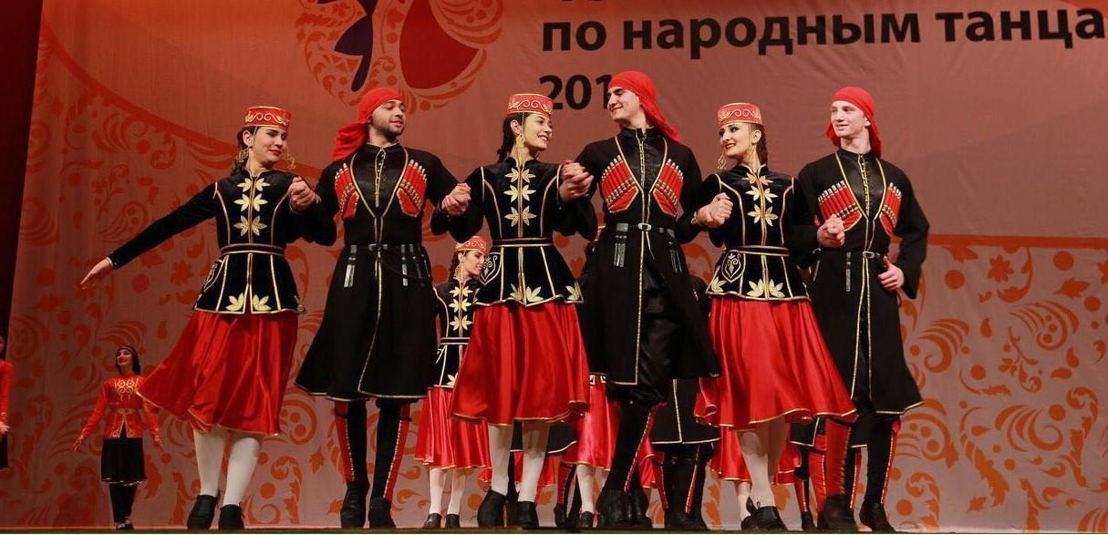 Ансамбль народного танца Адыгеи выиграл грант в 2 млн. рублей