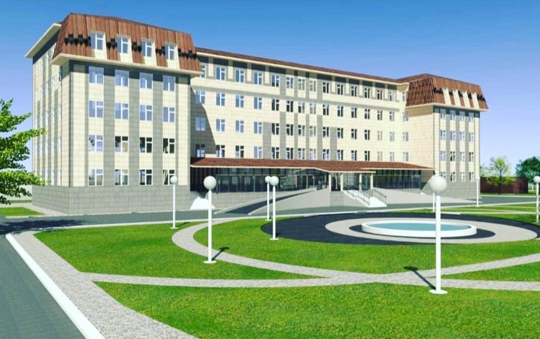 В Адыгее ведется реконструкция перинатального центра