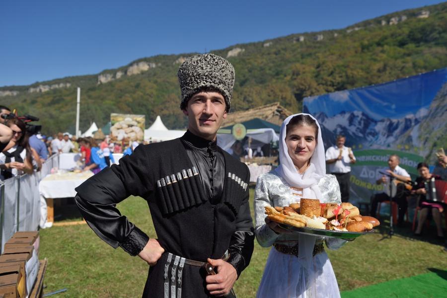 Фестиваль адыгейского сыра – 2019 проведут в сентябре