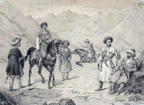 Как Царский режим выселял черкесов? | Адыги.RU | Яндекс Дзен