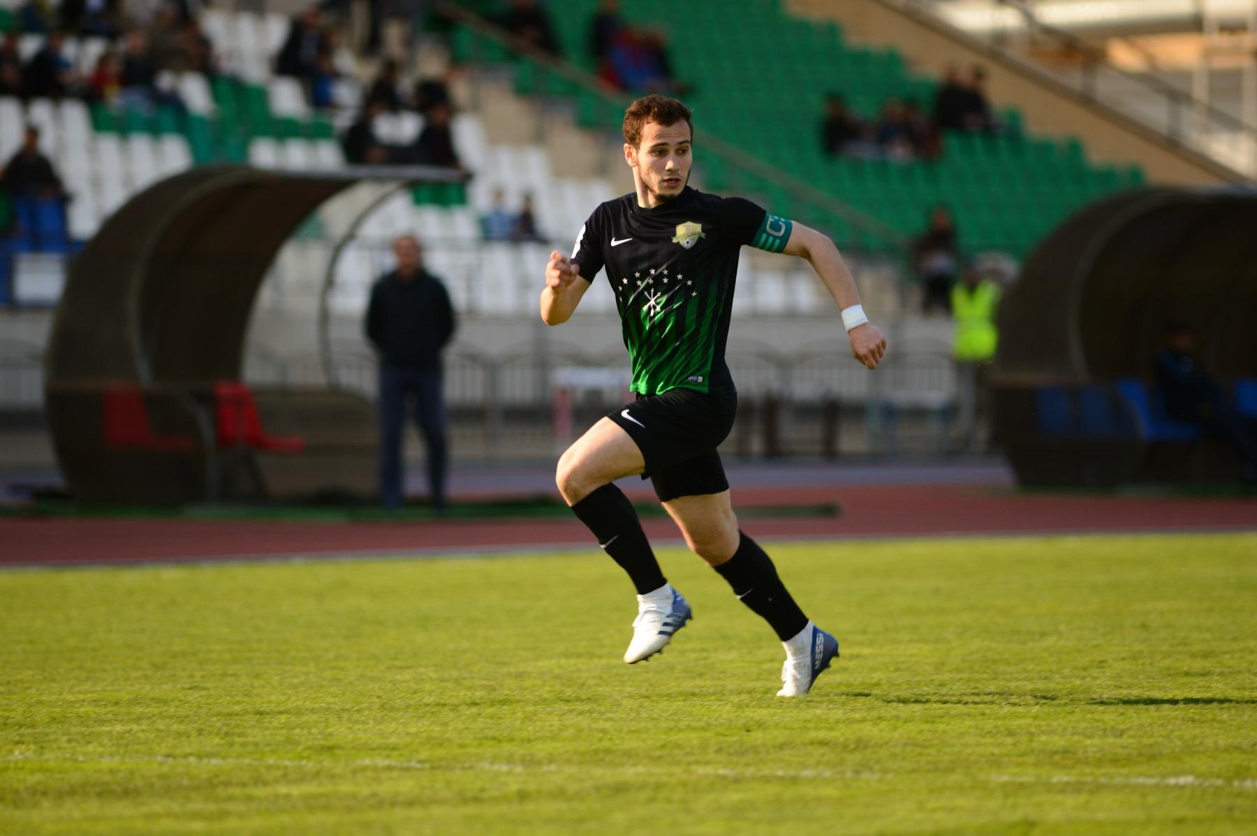Майкопская «Дружба» одержала победу в первом матче сезона