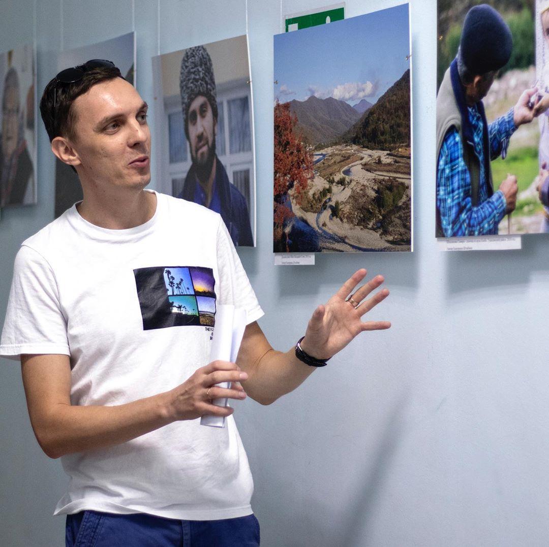 В Адыгее презентовали фотопроект о традициях причерноморских адыгов-шапсугов