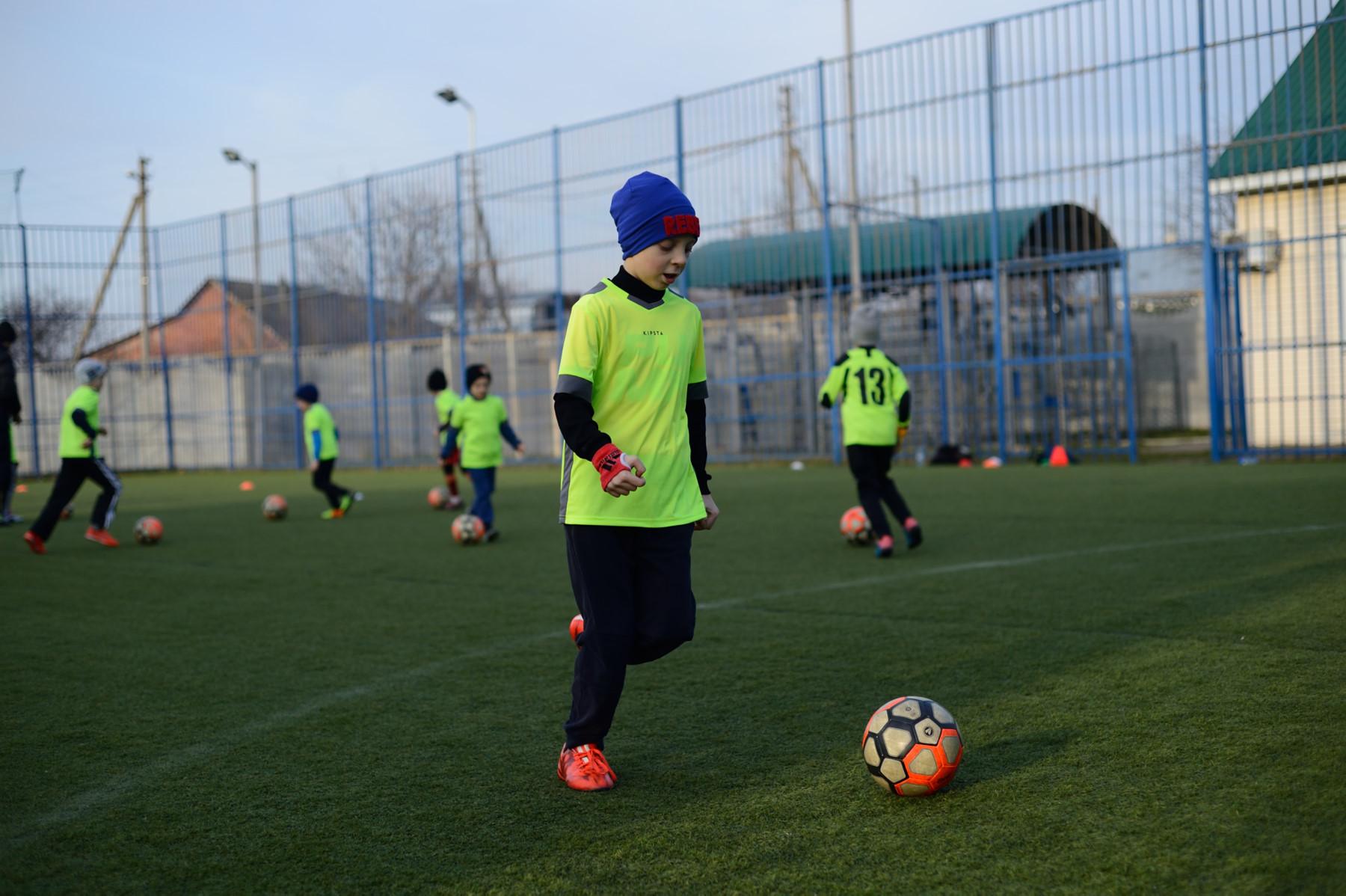 В Адыгее пройдет региональный этап всероссийского фестиваля дворового футбола