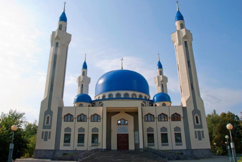 Мусульмане Адыгеи и Краснодарского края отмечают Курбан-Байрам