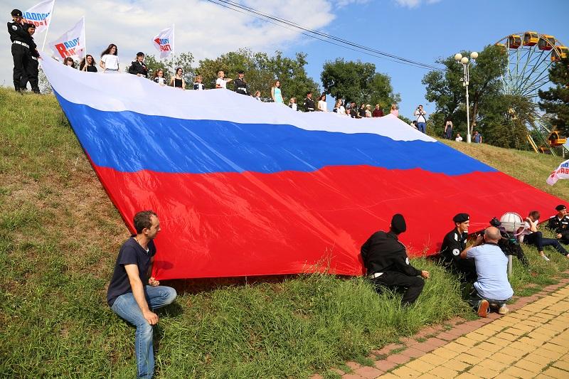 В Адыгее отметят День государственного флага России