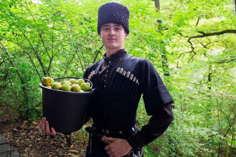 В Адыгее отметили День черкесской груши
