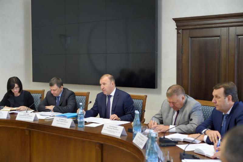 Вице-премьер Адыгеи Наталья Широкова возьмет на контроль сроки строительства соцобъектов