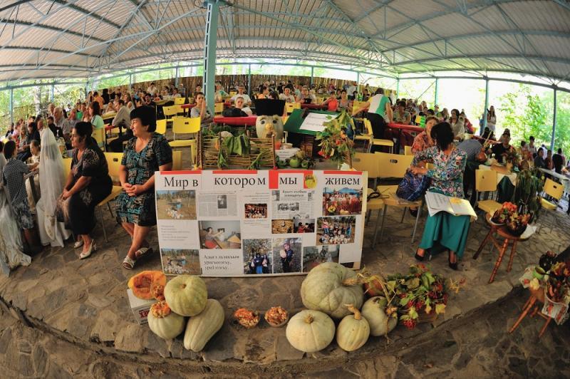 В Адыгее отметили День черкесской тыквы