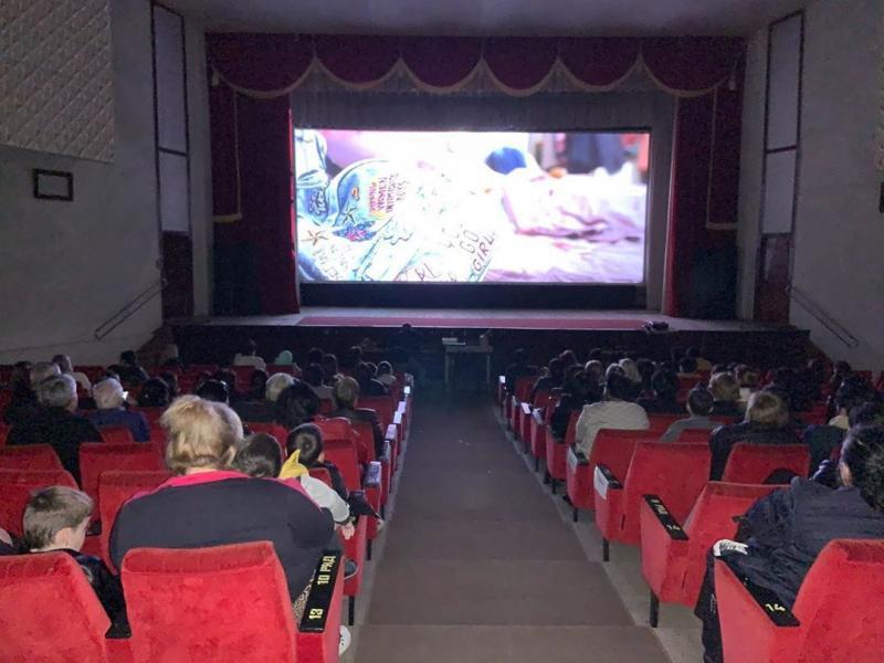 Современный кинозал заработал в Адыгейске