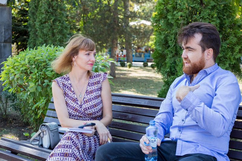 Вслед за мечтой. Интервью «СА» с выпускником Нью-Йоркской академии киноискусства