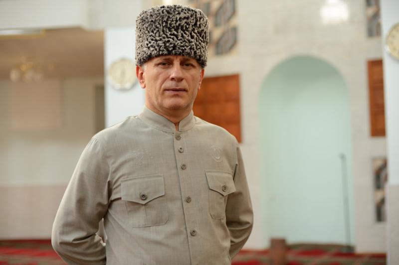 Разговор о духовном. Интервью «СА» с муфтием Адыгеи и Краснодарского края