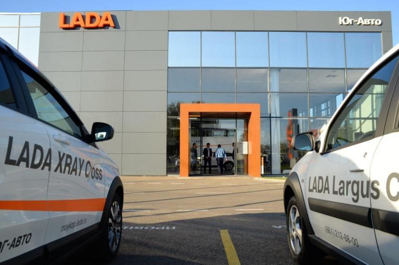 В столице Адыгеи открылся новый дилерский центр LADA