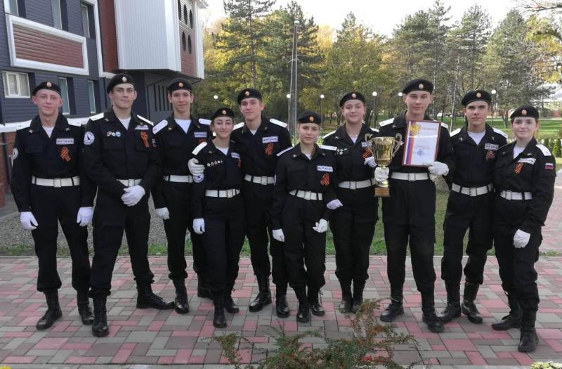 Военно-патриотический клуб «Вертикаль» выиграл республиканскую спартакиаду допризывников
