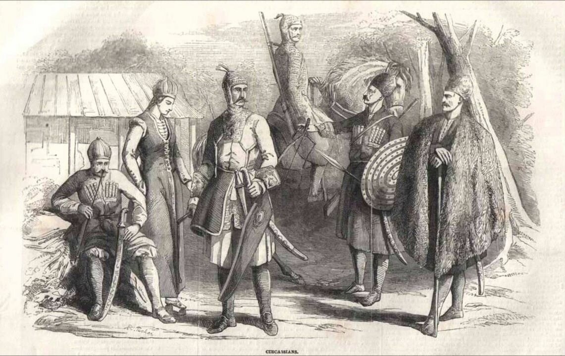Из каких древних племен сформировались черкесы? | Адыги.RU | Яндекс Дзен