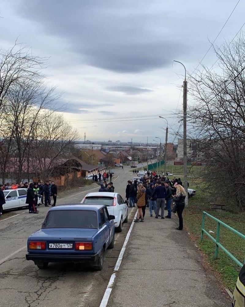 В столице Адыгеи в ДТП пострадали четверо студентов